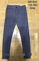 Котоновые брюки для девочек Grace , 134-164 рр. Артикул: G81644