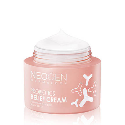 Крем с пробиотиками Neogen PROBIOTICS YOUTH REPAIR CREAM 50г, фото 2
