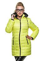 Куртка женская зимняя удлиненная.