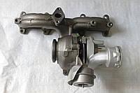 Турбина ТКР KKK / GT1646V / Volkswagen Skoda / Audi / 1.9 TDI Модель: ТКР KKK / BV39