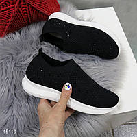 Кроссовки слипоны женские 38 размер, фото 1