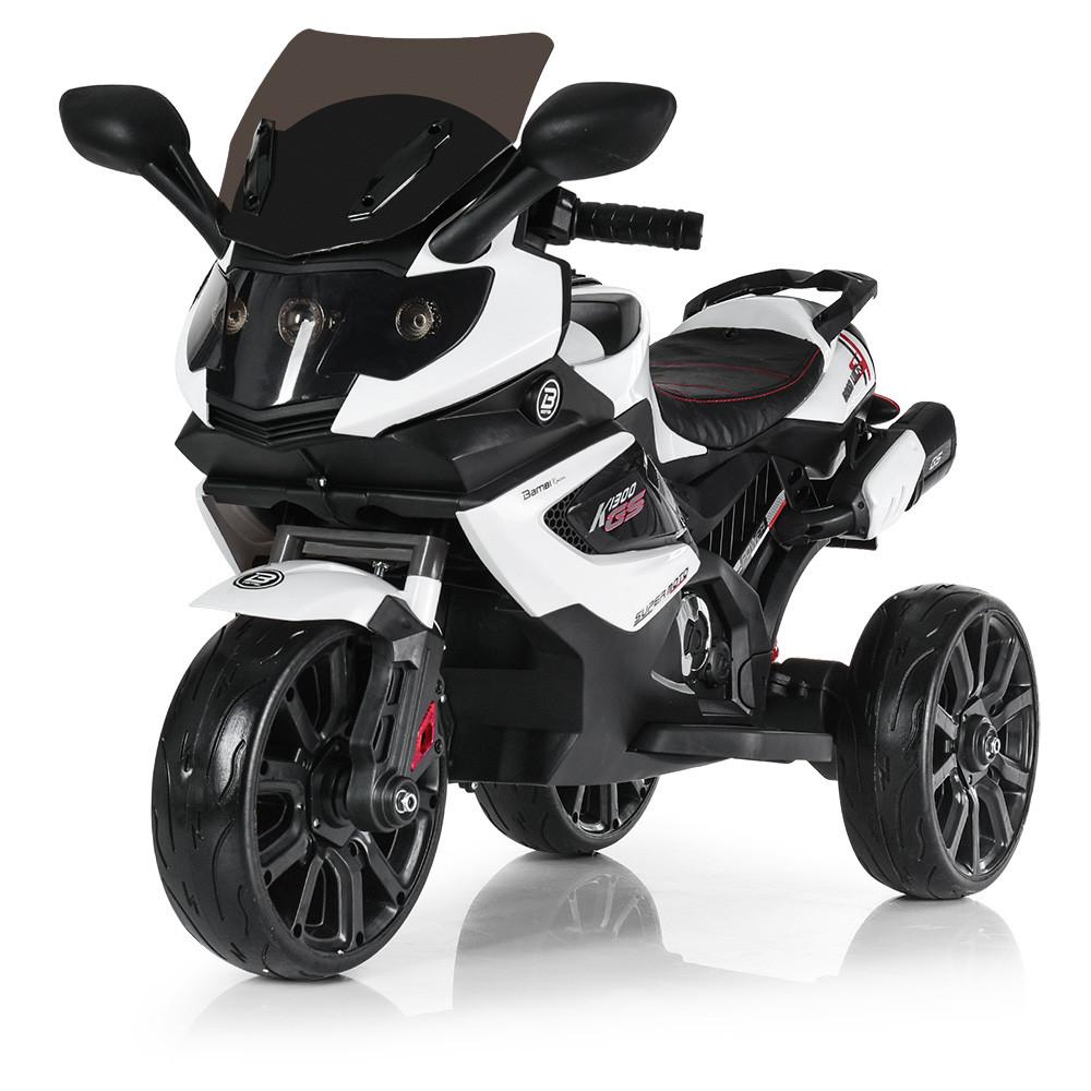 Электромотоцикл детский BMW Bambi 3986EL-1 2 мотора
