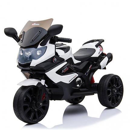 Электромотоцикл детский BMW Bambi 3986EL-1 2 мотора, фото 2