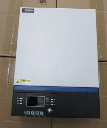 Гибридный инвертор Q-Power MPPT 3000VA/3000W Axpert VM III, фото 2