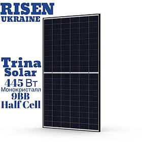 Солнечная батарея Trina Solar 445 Вт, Mono 9BB, Half Cell