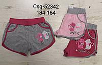 Трикотажные шорты для девочек Seagull, 134-164 рр. Артикул: CSQ52342