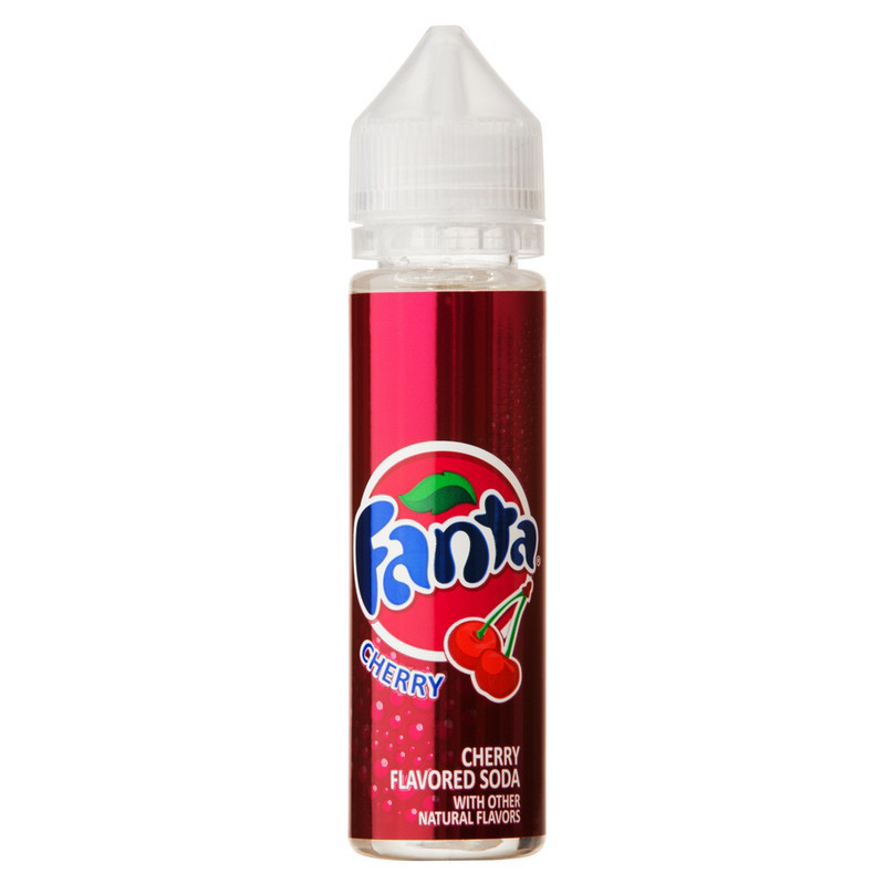 Жидкость 3Ger THRONE Fanta Cherry 3 мг 60 мл