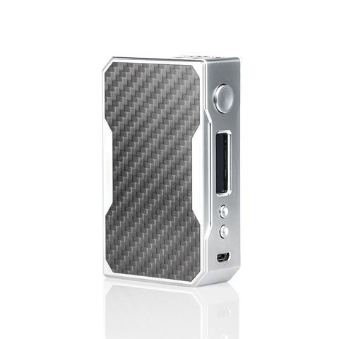 Бокс мод Voopoo Drag 157W TC Silver Grey Black