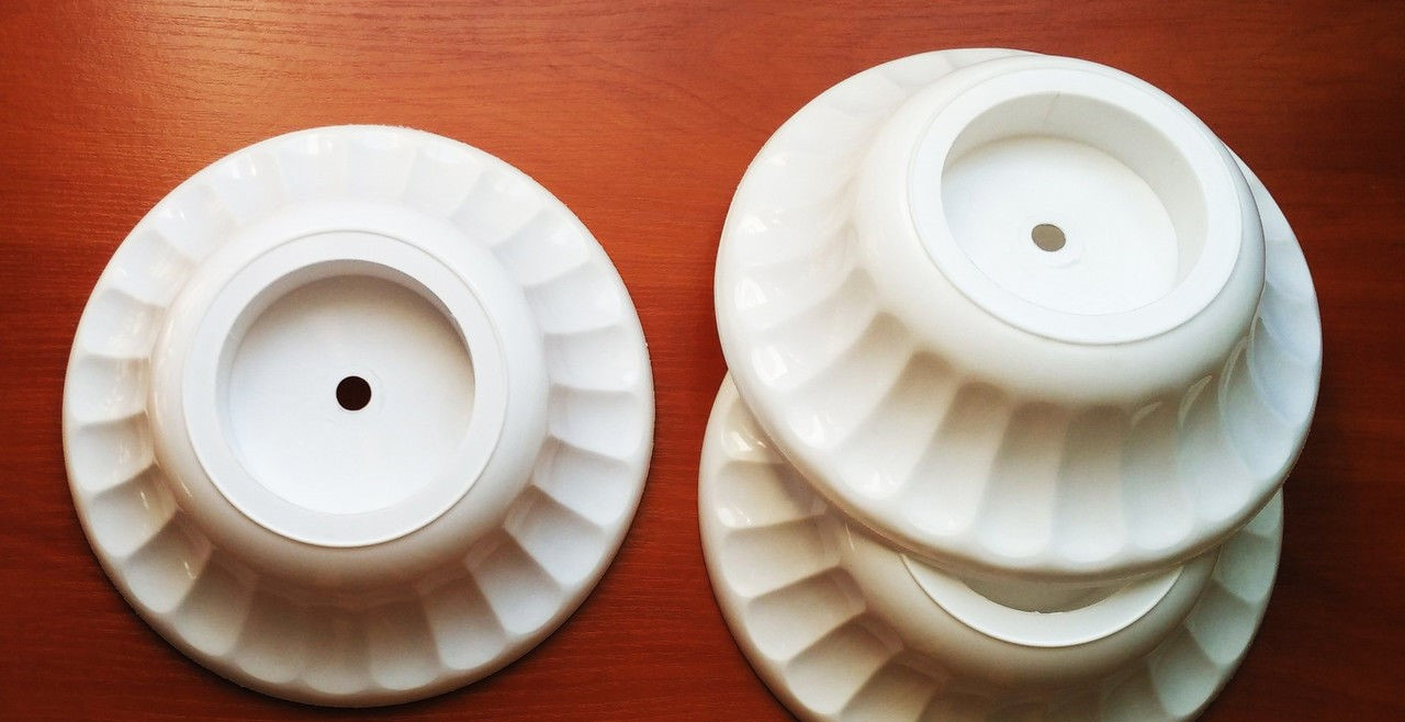 Подставка для ребристых ваз диаметр 17 см