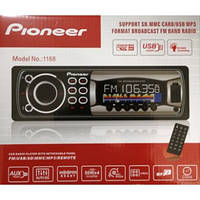 Магнитола MP3 Pioneer 1168