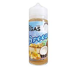 Жидкость Vegas Breeze 1.5 мг 120 мл