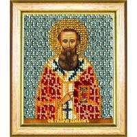 Набор для вышивки бисером Б-1159. ИКОНА СВЯТОГО ГРИГОРИЯ БОГОСЛОВА