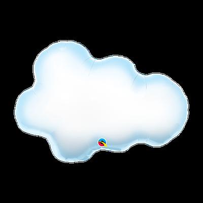 """Q 30"""" Puffy Cloud (Мягкое Облачко)"""