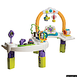 Игровой детский развивающий центр ExerSaucer® Triple Fun ™ Plus World Explorer, фото 2