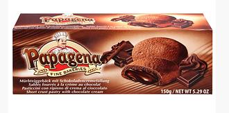 Печенье Papagena с шоколадом 150 g
