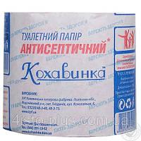 Бумага туалетная  Джамбо Кохавинка (розовая,зеленая)90х190/60,150м (8шт/уп.)