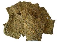 Чипсы гречнево-льняные  ламинария+спирулина, фото 1
