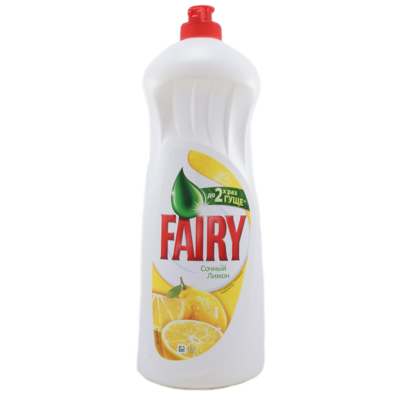 Моющее д/посуды Fairy 1л апельс./лимон