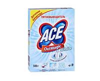 """Пятновыводитель """"АСЕ"""" OXI Magic  white 500 г (сухой для белого)"""
