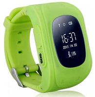 Детские смарт-часы с GPS трекером Smart Baby Watch G300 Зеленые