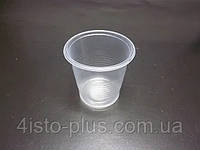 Стакан пластиковый  100 мл  Одесса 100шт/уп.  (5600шт/ящ)