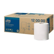 (120000)Tork Reflex бум.полотенца с центр.вытяж.,1сл.,270м