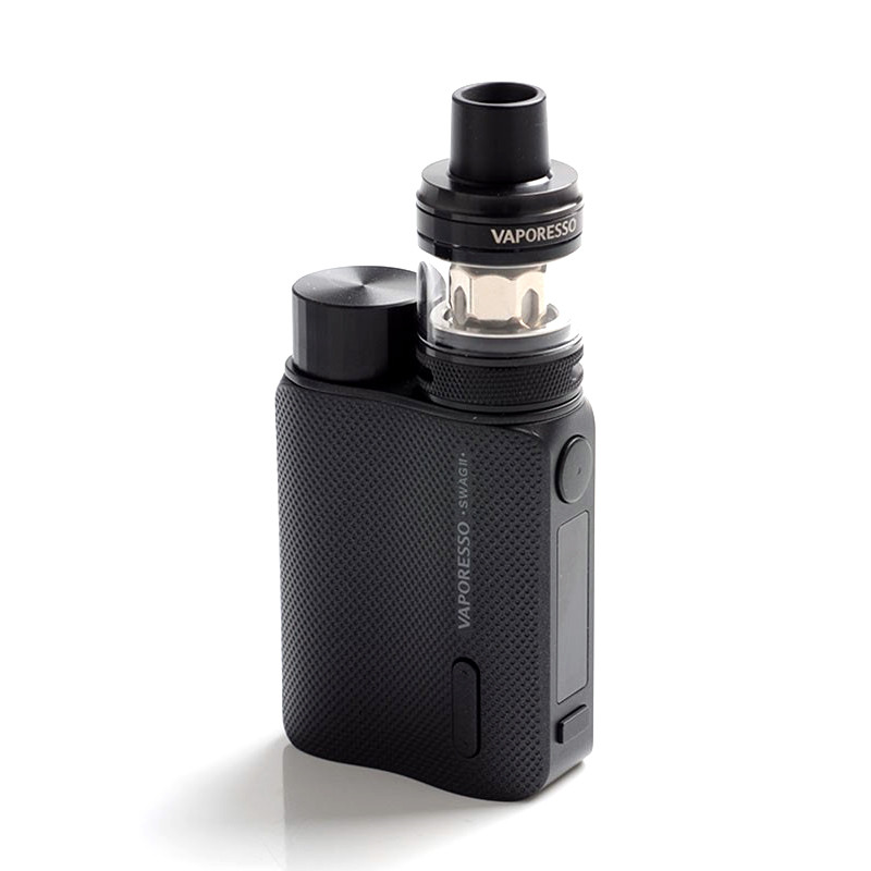 Стартовый набор Vaporesso Swag 2 80W TC Kit Black
