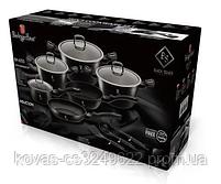 Набор посуды Berlinger Haus черного цвета - 15 предметов, фото 3