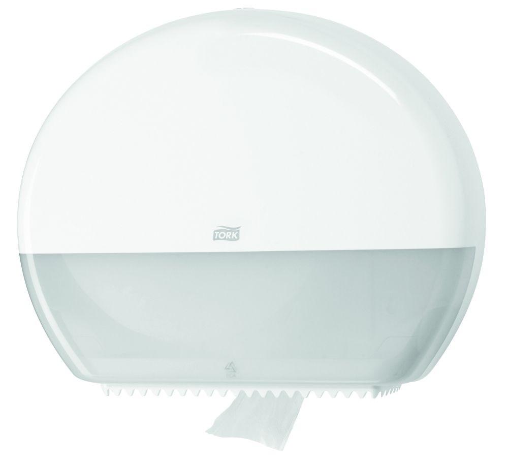 (681000) Tork Диспенсер SmartOne для  туалетной бумаги  mini , белый