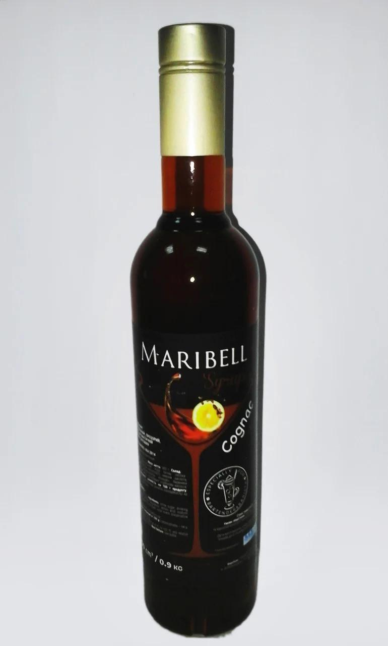 Сироп MARIBELL Коньяк 700мл (900гр)