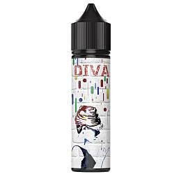 Жидкость Poly Fruits Diva Premium 0 мг 60 мл