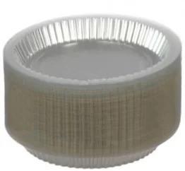 PRO Кришка пластикова випукла R24L, 100 шт/уп (24 уп/ящ)