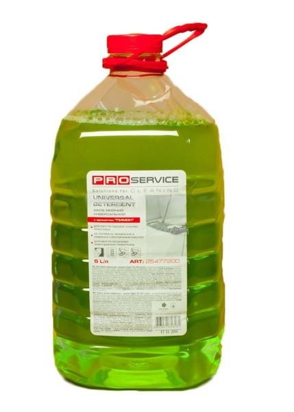 PRO Засіб миючий універсальний ЛИМОН, 5 л OPTIMUM (4 шт/ящ) SD