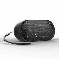 Портативная Bluetooth колонка Moxom MX-SK06 Черный (Waterproof)
