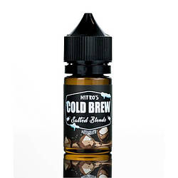 Жидкость Nitro's Cold Brew Macchiato 45 мг 30 мл