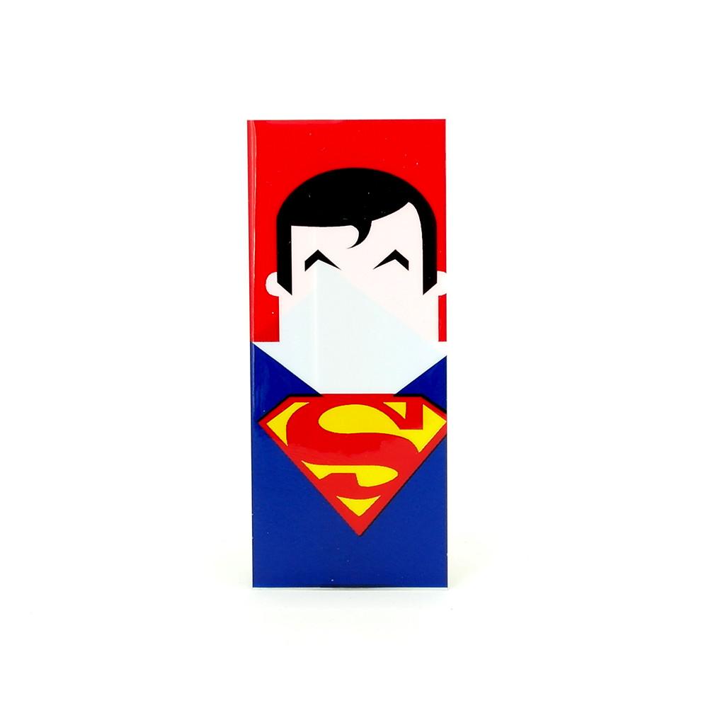 Термоусадка Battery Wrapper Superman