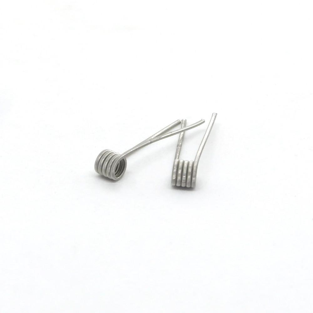 Комплект спиралей Hungry Coils Fused Clapton № 200 2 шт 0.89 Ом