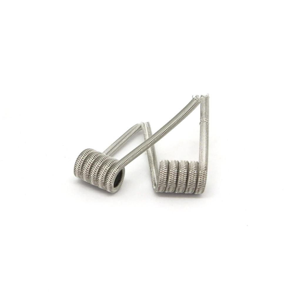 Комплект спиралей Hungry Coils Alien Interlocking № 345 2 шт 0.16 Ом