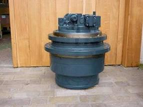 Гідромотор ходу в зборі 31N9-40010 HYUNDAI R320NLC-7