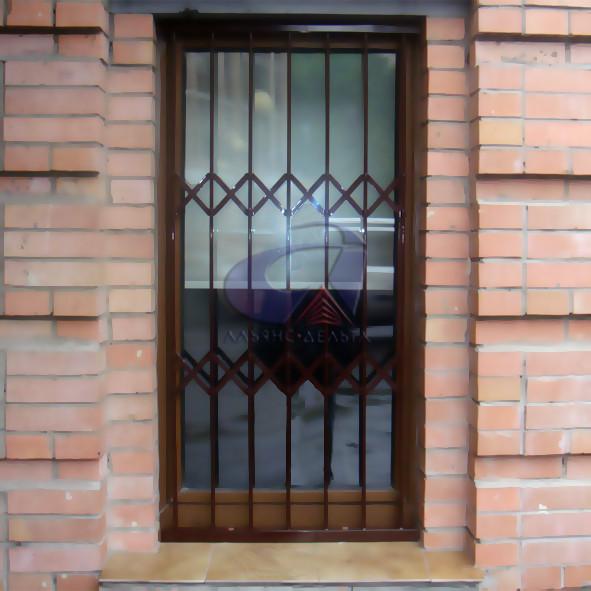 Решетки на окна Шир.770*Выс.1300мм