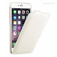 """Чехол Melkco Premium Leather Case для Apple iPhone 6s, iPhone 6 (4.7"""") white"""