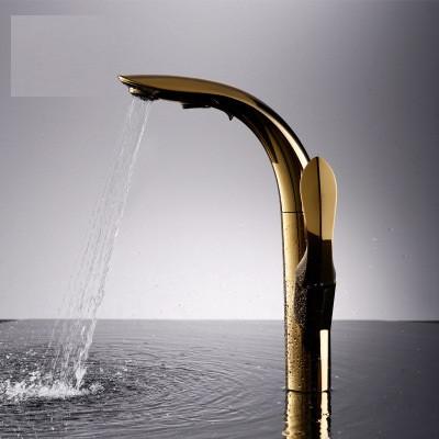 Смеситель для ванной. Модель RD-524. Бронза
