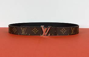 Ремень двусторонний Louis Vuitton (Луи Виттон) арт. 70-02
