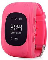 Детские смарт-часы с GPS трекером Smart Baby Watch G300 Розовые