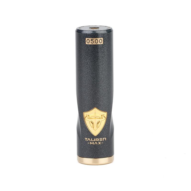 Бокс мод THC Tauren Max Mech Mod Brass Black