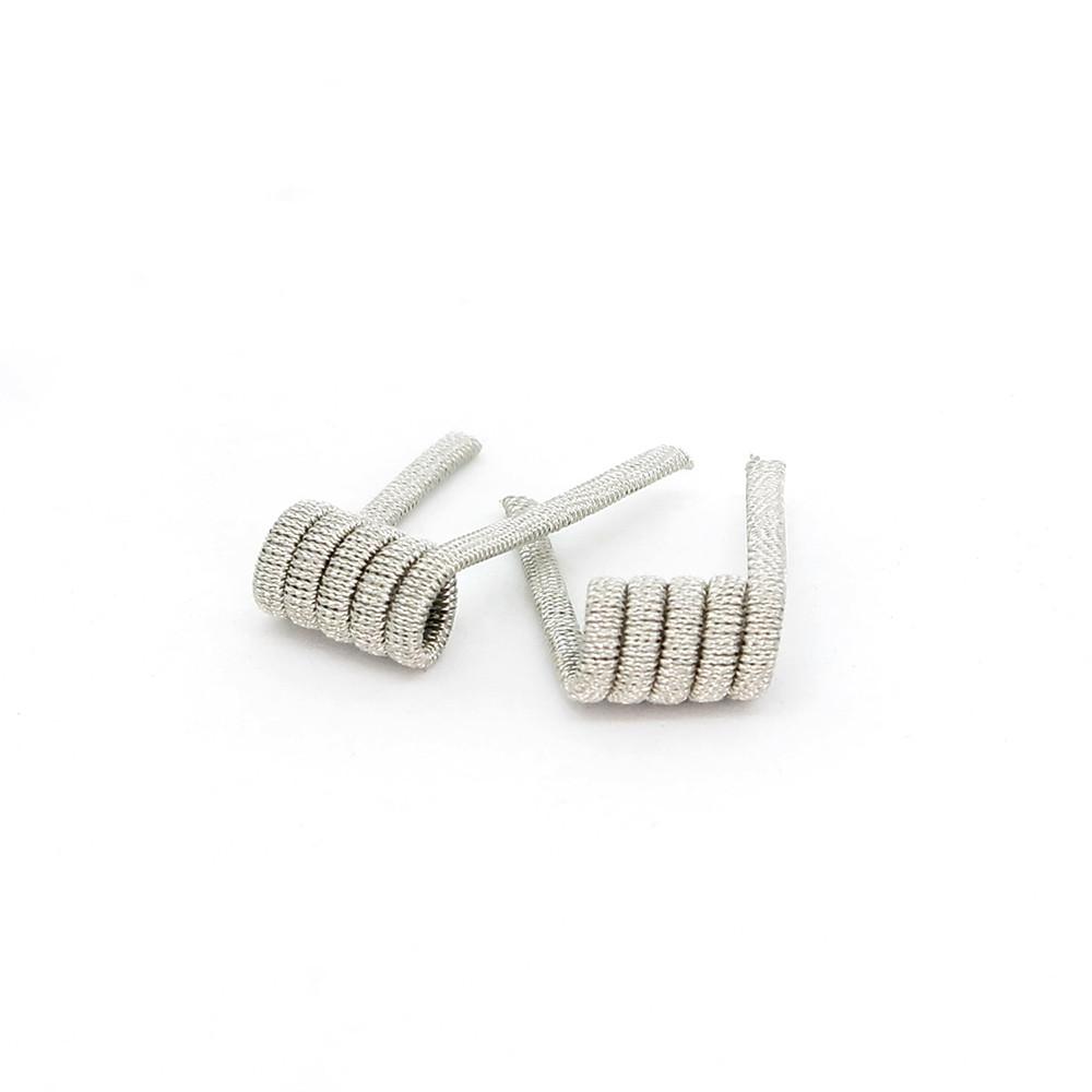 Комплект спиралей Hungry Coils Green Mamba 2 core № 272 2 шт 0.28 Ом