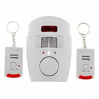 Сигнализация Alarm 105 (пульт,датчик движения)