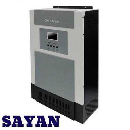 Гибридный инвертор OPTI-Solar SP5000 Handy, фото 2
