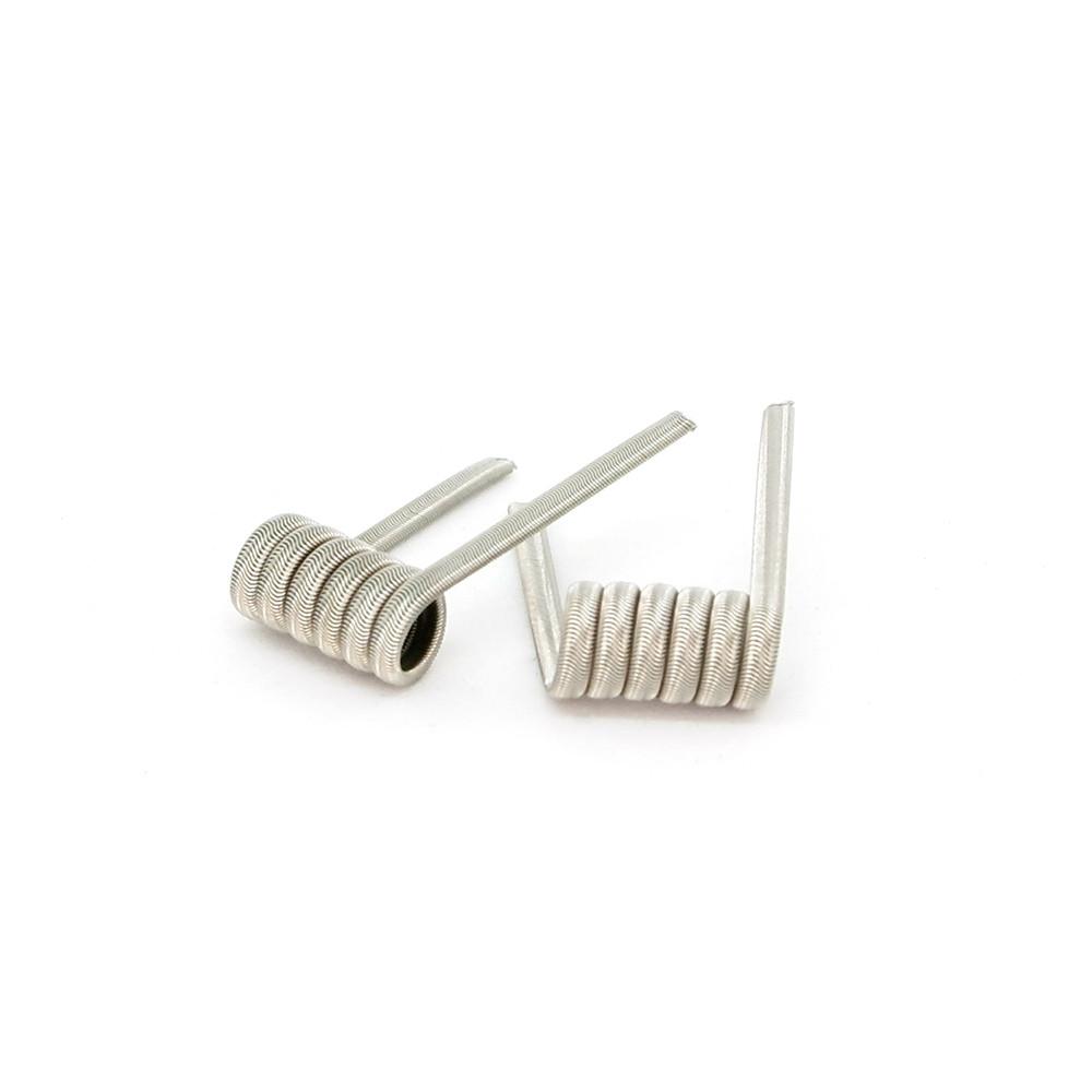 Комплект спиралей Hungry Coils Alien Fused Clapton № 323 2 шт 0.16 Ом