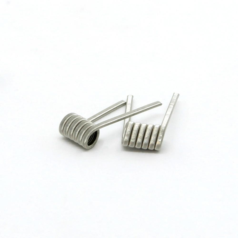 Комплект спиралей Hungry Coils Fused Clapton № 215 2 шт 0.16 Ом